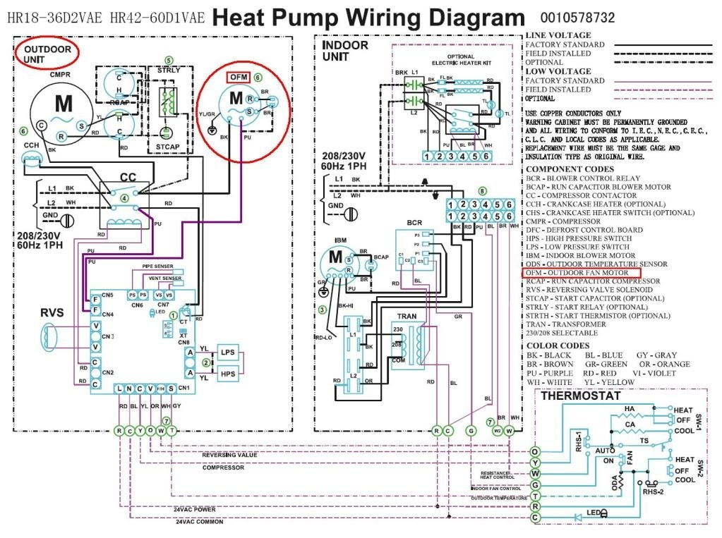 Luxaire Thermostat Wiring Diagram Electrical Schematic | Jzgreentown.com