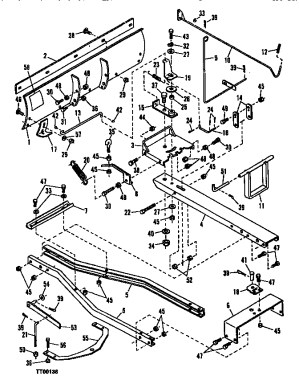 John Deere Sabre Parts Diagram | Automotive Parts Diagram