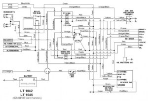 Cub Cadet Lt1042 Parts Diagram | Automotive Parts Diagram