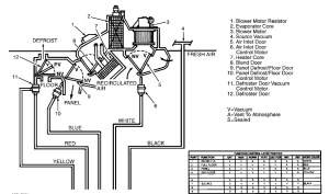 1999 Mercury Sable Engine Diagram | Automotive Parts