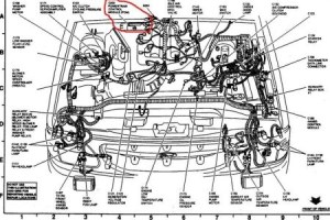 2000 Chevy Impala Engine Diagram | Automotive Parts