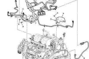 Pontiac Grand Prix Engine Diagram | Automotive Parts