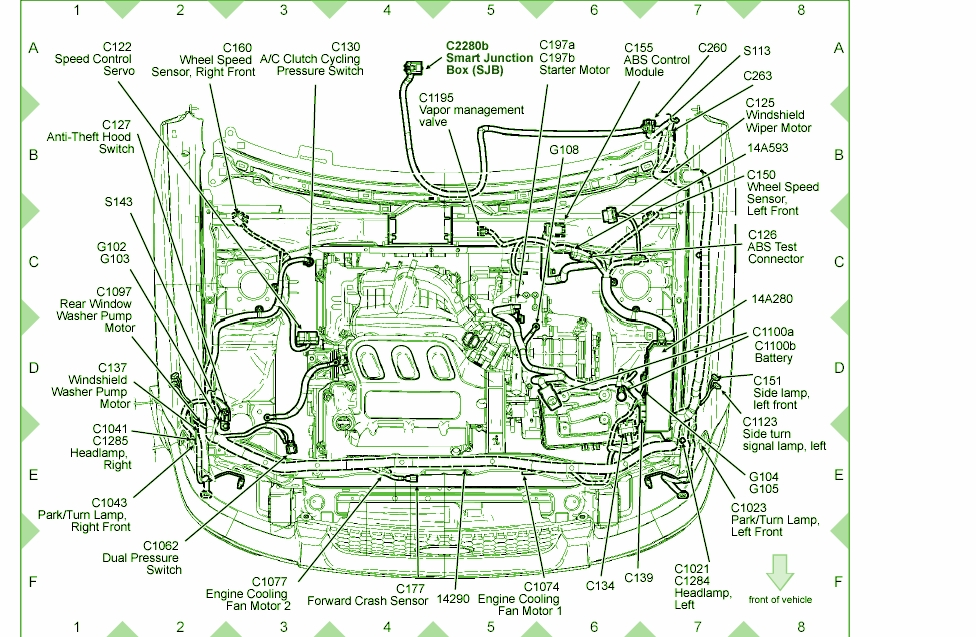 2006 ford fuse diagram f fuse box diagram wiring diagrams fuse box within 2001 ford focus engine diagram clutch wiring diagram 93 ford escort ford wiring diagram gallery  at crackthecode.co