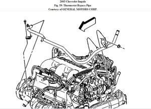 2003 Chevy Malibu Engine Diagram | Automotive Parts