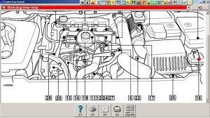 Peugeot 307 Hdi Engine Diagram | Automotive Parts Diagram