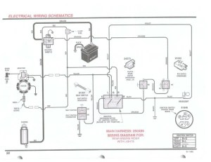 Small Engine Ignition Switch Wiring Diagram | Automotive Parts Diagram Images