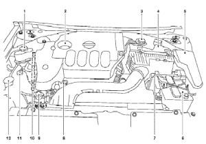2000 Dodge Neon Engine Diagram | Automotive Parts Diagram Images