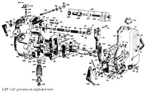 Detroit Diesel Series 60 Engine Diagram | Automotive Parts