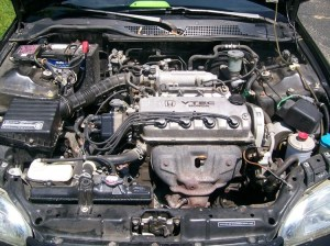 2002 Honda Civic Engine Diagram | Automotive Parts Diagram