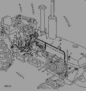 John Deere 2 Cylinder Engine Diagram | Automotive Parts