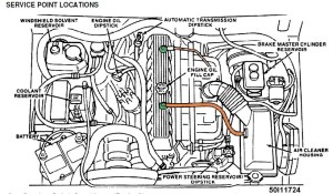 2000 Jeep Grand Cherokee Engine Diagram | Automotive Parts Diagram Images