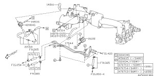 2002 Subaru Wrx Engine Diagram | Automotive Parts Diagram