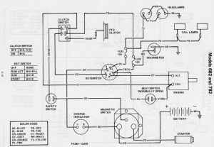 20 Hp Kohler Engine Wiring Diagram | Automotive Parts