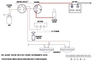Small Engine Ignition Switch Wiring Diagram | Automotive