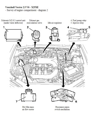Vauxhall Corsa 12 Engine Diagram | Automotive Parts