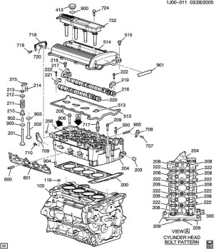 2004 Pontiac Grand Prix Engine Diagram | Automotive Parts