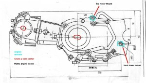 4 Stroke Dirt Bike Engine Diagram | Automotive Parts Diagram Images