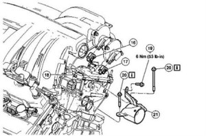 2000 Lincoln Ls Engine Diagram | Automotive Parts Diagram