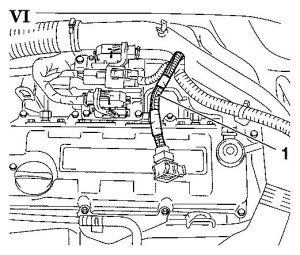 VAUXHALL ASTRA IGNITION WIRING DIAGRAM  Auto Electrical Wiring Diagram
