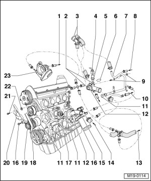 Vw Golf Mk4 Engine Diagram | Automotive Parts Diagram Images