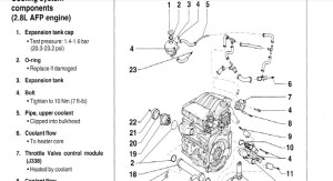 2000 Vw Jetta Vr6 Engine Diagram | Automotive Parts