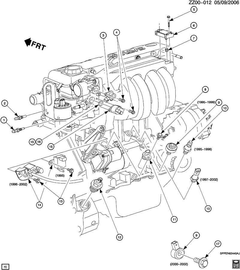 1996 Saturn Sl2 Engine Diagram - Wiring Diagram • on 2001 impala spark plug wiring diagram, 2003 town and country spark plug wiring diagram, pontiac spark plug wiring diagram,