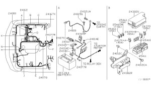 2001 Nissan Frontier Engine Diagram | Automotive Parts