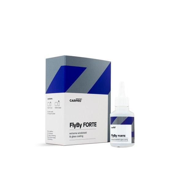 Glasversiegelung CarPro CQuartz FlyBy Forte