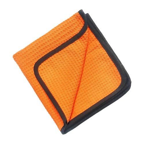 Glasreinigungstuch ADBL orange