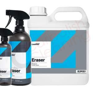 CarPro Eraser Lackentfetter 500 ml 1000 ml und 4 Liter Kanister