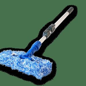 Microfiber Madness Icredipole Premium Teleskop Waschbürste aus Mikrofaser