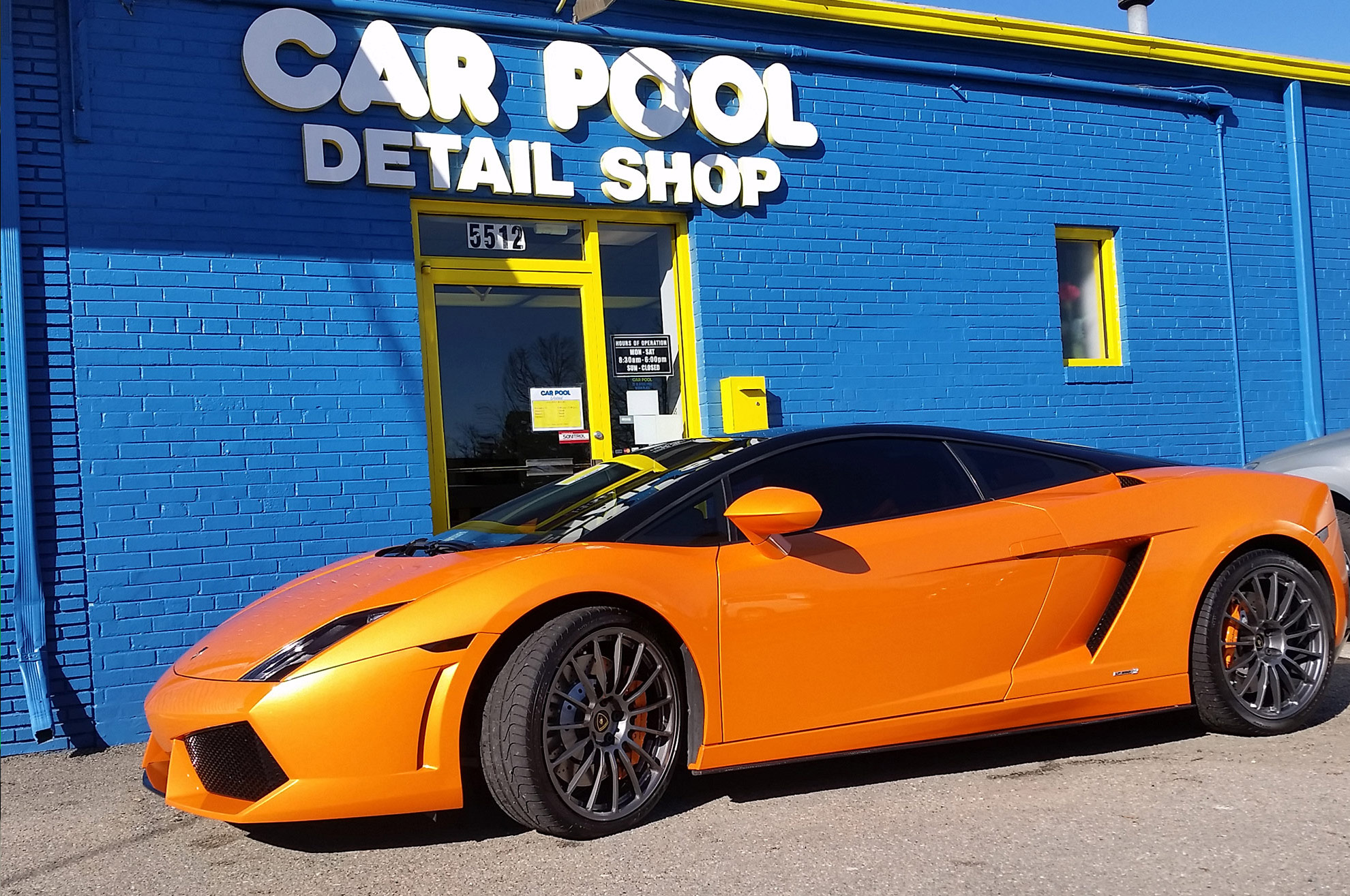 Car Detail Shop >> Richmond Car Pool Detail Car Cleaning Auto Detailing Paint