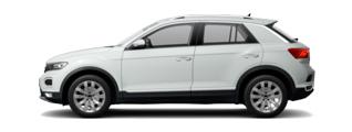 Carportil VW T-Roc