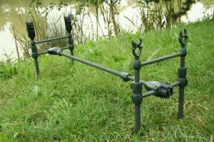 Nash H-gun Rod Pod Review