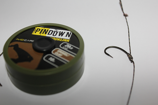 Avid Pindown hair rig