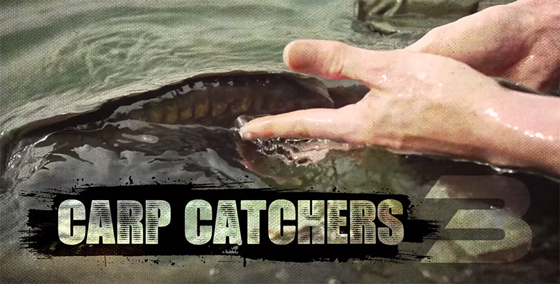 Bait Tech's Carp Catchers 3 Free Dvd