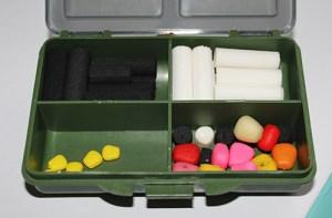 Plastic bait armoury