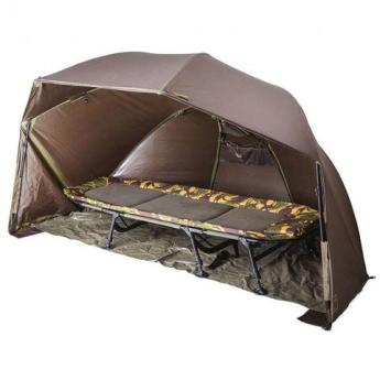 wychwood bedchair under brolly