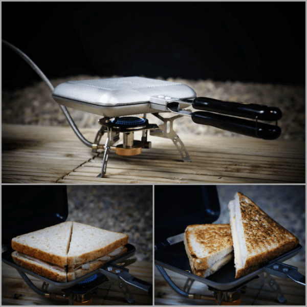RidgeMonkey Deep Fill Sandwich Toaster