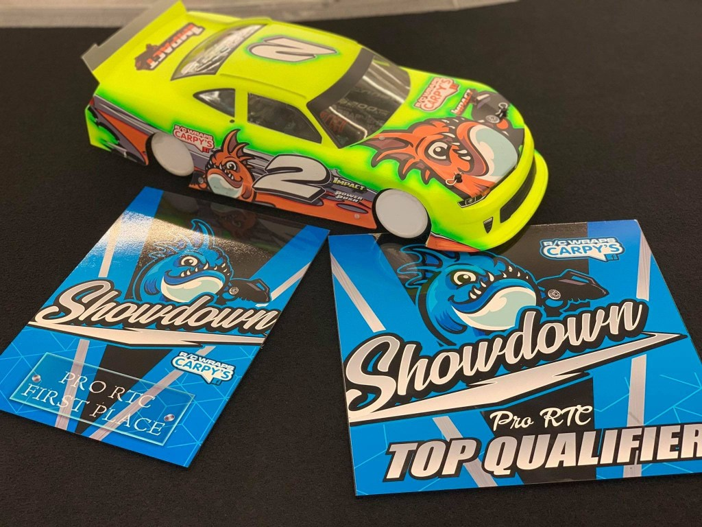 Custom R/C Car Wraps & Graphics