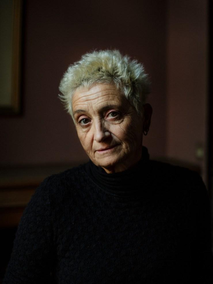 Michèle Dhallu