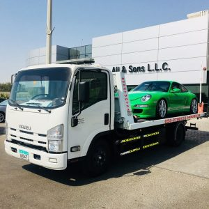 car recovery in abu dhabi
