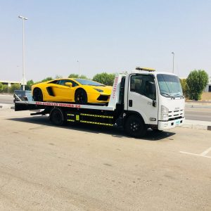 auto recovery service abu dhabi