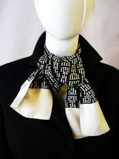 Hermès Silk Ascot - Rare