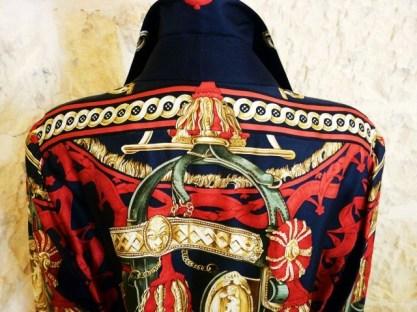 Bride de Cour HERMES Silk Blouse