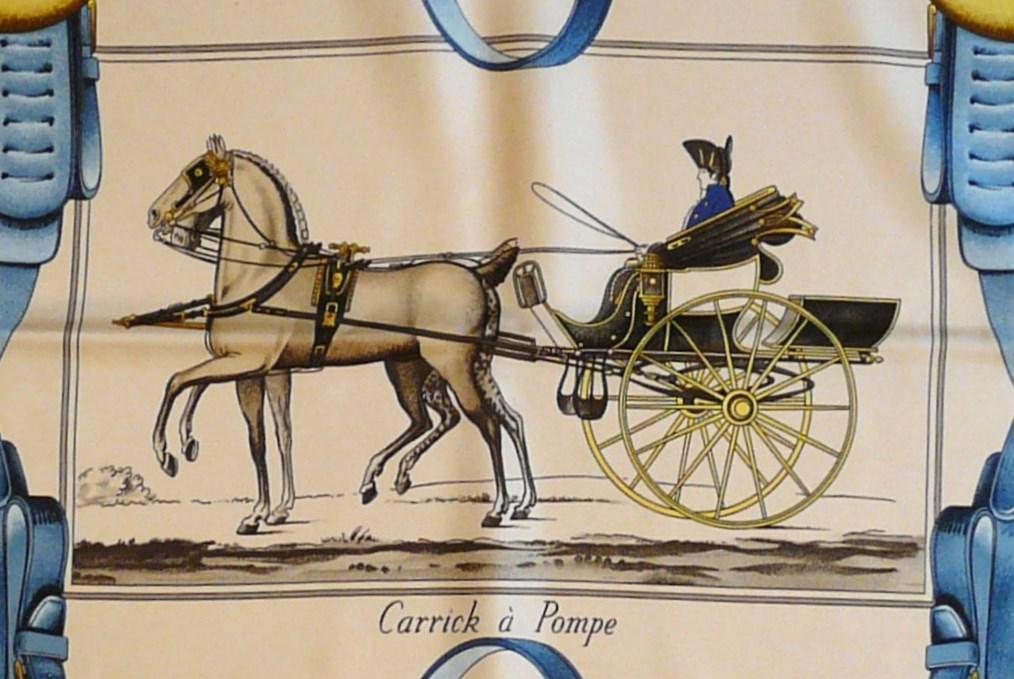 Carrick a Pompe, Hermes