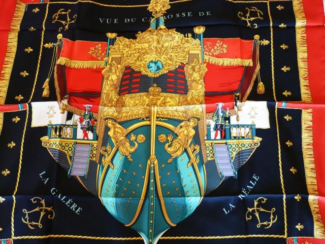 La Reale Vue du Carosse de la Galere 1953