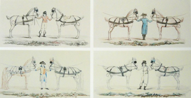 R. Ackermann, 20.5 cm x 41 cm, Aquarelles, Émile Hermès Collection