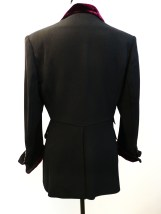 HERMES Riding Jacket - Black