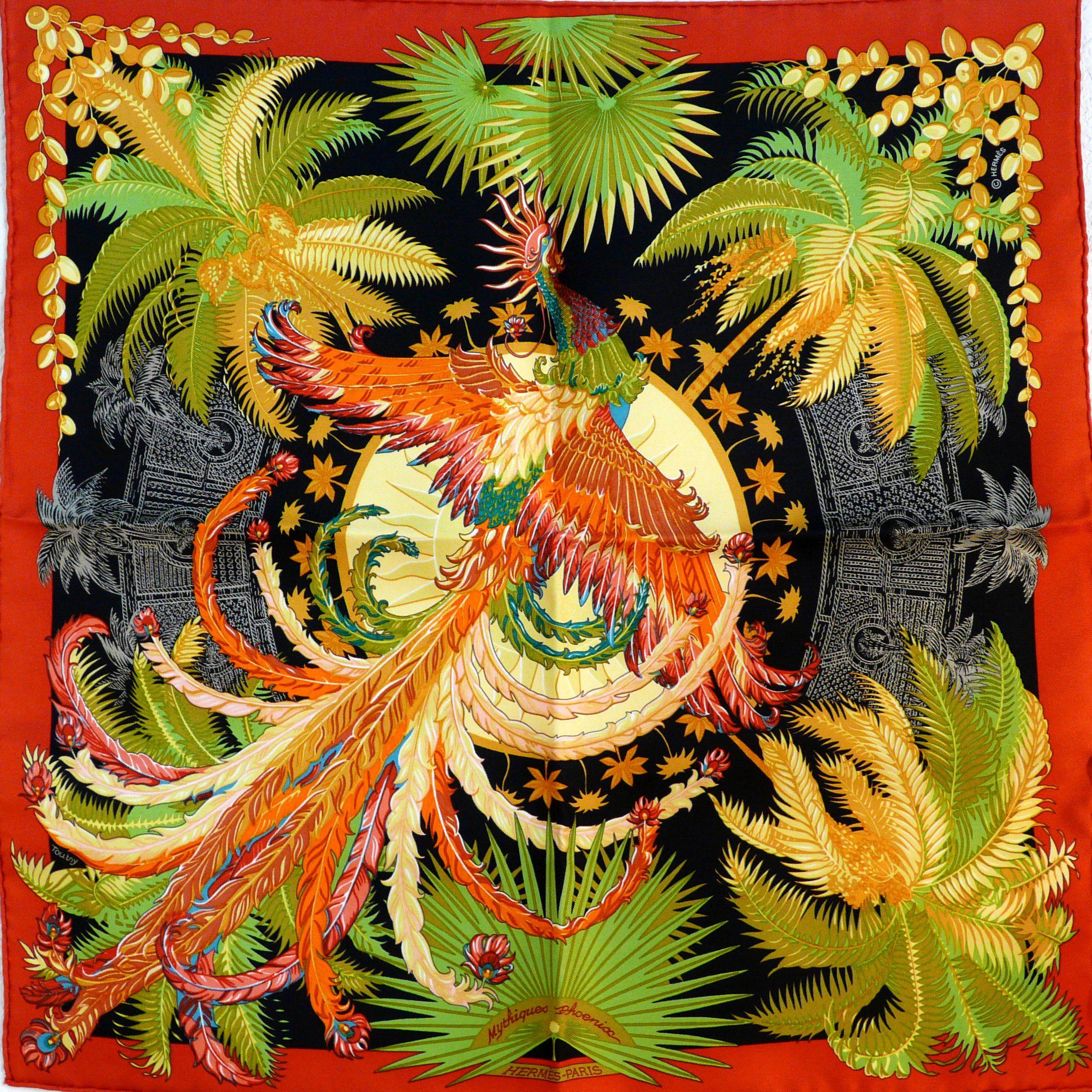 Mythiques Phoenix